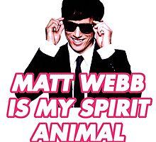 Matt Webb is My Spirit Animal by emi-trencher