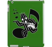 Cactuar Guitar iPad Case/Skin
