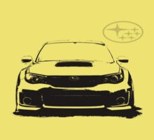 Subaru WRX STi One Piece - Short Sleeve