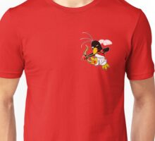 Hippo the Angel of Love Unisex T-Shirt