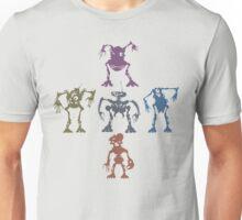 Mondojunkobots Unisex T-Shirt