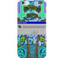 Simulation iPhone Case/Skin