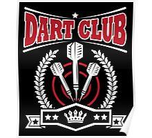 Dart Club Poster