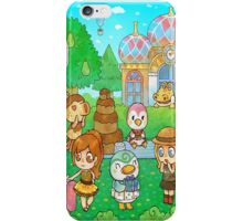 Animal Crossing Characters iPhone Case/Skin