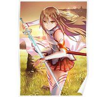Yuki Asuna Poster