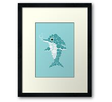 Young Dolphin Framed Print