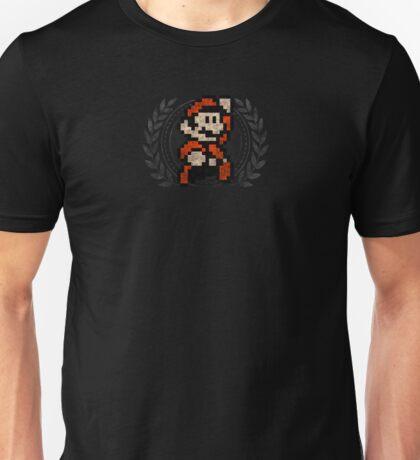 Super Mario - Sprite Badge 4 Unisex T-Shirt