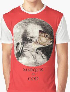 Marquis de Cod Graphic T-Shirt