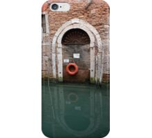 Canal Reflections iPhone Case/Skin