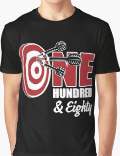 One hundred & eighty Graphic T-Shirt