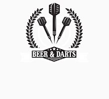 Beer & Darts Unisex T-Shirt