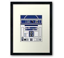 ARTWODITWO Framed Print