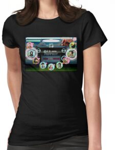 SNK/LoveLive Womens Fitted T-Shirt