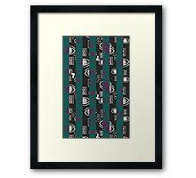 Pattern 04 Framed Print