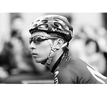 Nairo Quintana (Movistar Team) Photographic Print
