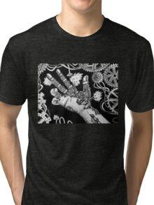 Man vs. Machine Tri-blend T-Shirt