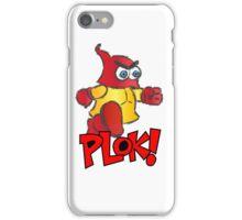 Plok iPhone Case/Skin