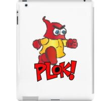 Plok iPad Case/Skin