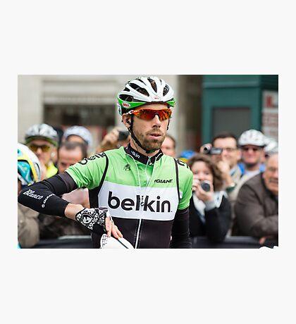Laurens ten Dam (Belkin Pro Cycling Team) Photographic Print