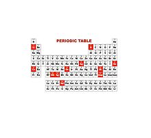 Periodic Table 2016 by Mark Podger