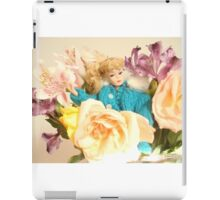 Babs Photo Shoot iPad Case/Skin