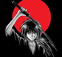 Samurai X by jeffrepublic