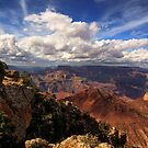 Grand Canyon from the South Rim by DHParsons