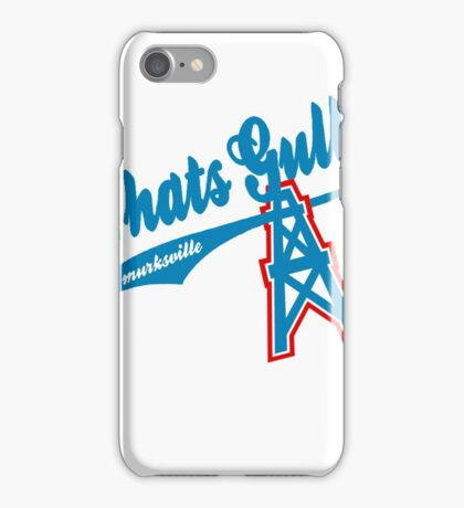 What's Gully??   . .   . ..                  ..OILERS iPhone Case/Skin