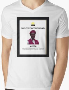 Employee of the month Mens V-Neck T-Shirt