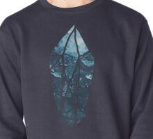 Aquamarine Gemstone Dreams Pullover