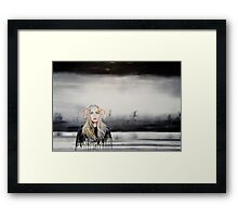 Queens gambit declined Framed Print