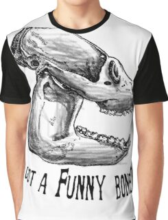 Funny Bone Graphic T-Shirt