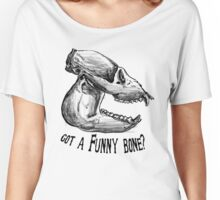Funny Bone Women's Relaxed Fit T-Shirt