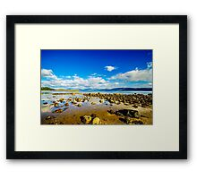 Loch Linnhe Clouds Framed Print