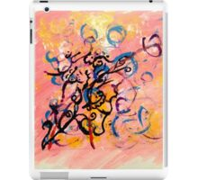 The artist in us all  iPad Case/Skin