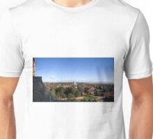 Orford Castle Panoramic Unisex T-Shirt