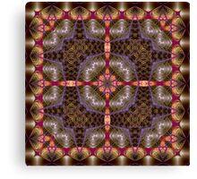 Fractal Interlink No2 Canvas Print