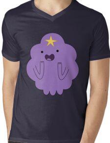 LUMPY SPACE PRINCESS Mens V-Neck T-Shirt