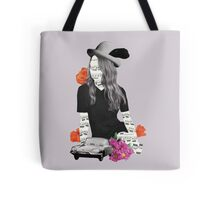 Music under my skin Tote Bag
