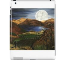 Dark Derwent iPad Case/Skin