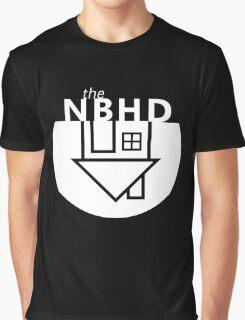 The NBHD - Logo White Graphic T-Shirt