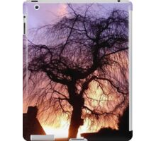Sunset Willow iPad Case/Skin