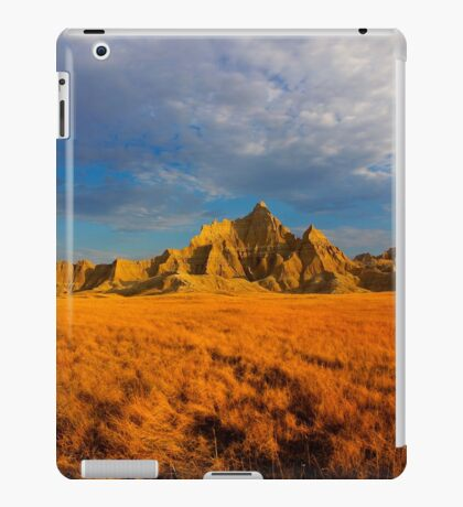 Sunrise over Badlands National Park .6 iPad Case/Skin