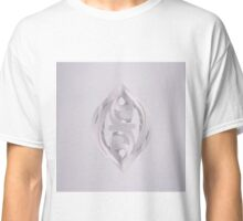 Leaf Sculpture White Classic T-Shirt
