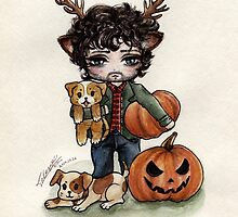 Halloween: Will Graham by AscendeadMaster