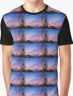 Ferris wheel. Graphic T-Shirt
