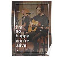 Tigers Jaw lyrics #5 Poster
