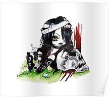 Toxic Mako  Poster