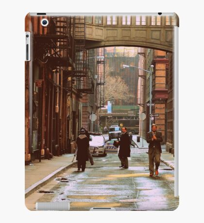 Film Crew iPad Case/Skin