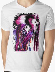 Aliene Mens V-Neck T-Shirt